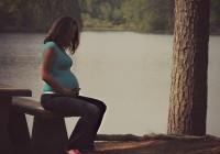 immagine di donna gravida